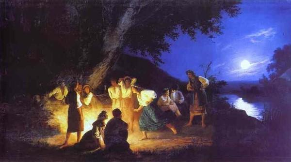 воробьинная ночь