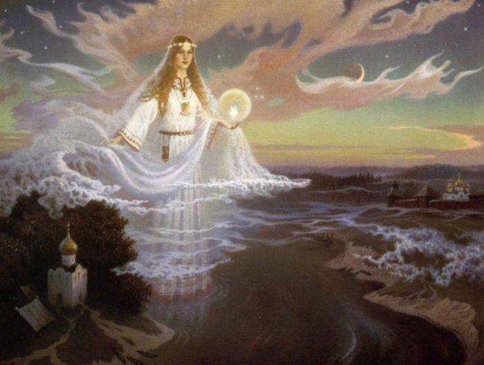 лада богиня