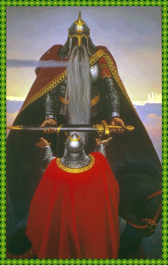 меч-кладенец