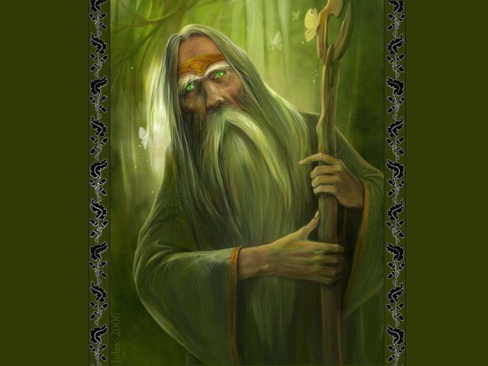 славянский колдун