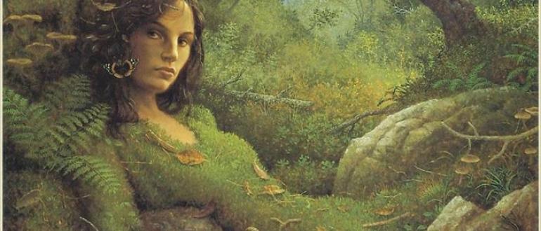 Шумска майка