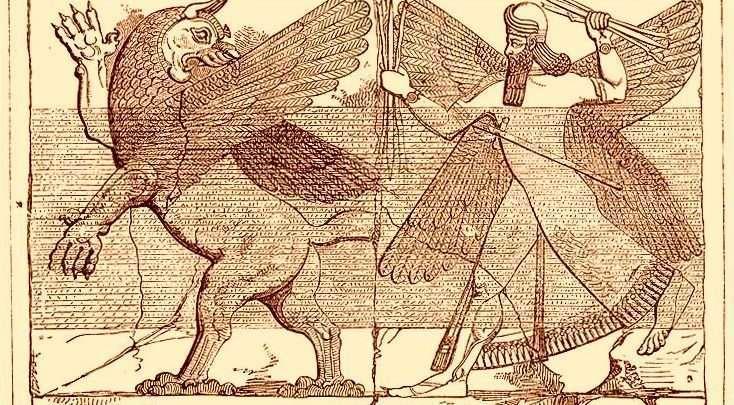 Боги Месопотамии