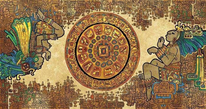 Мифология ацтеков и майя народов Мезоамерики