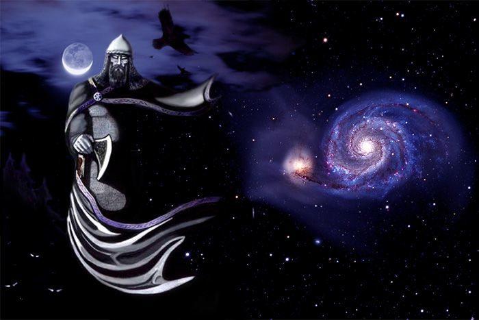 Бог Нави - Чернобог