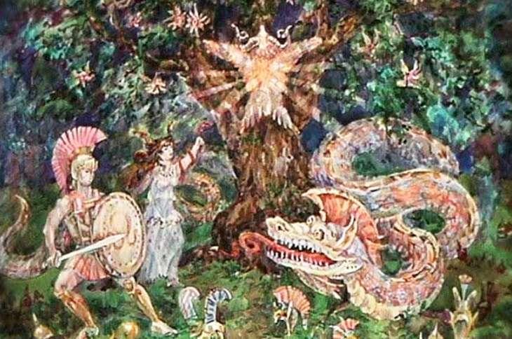 Галерея мифических существ и сказочных чудовищ