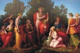 Богини античной мифологии