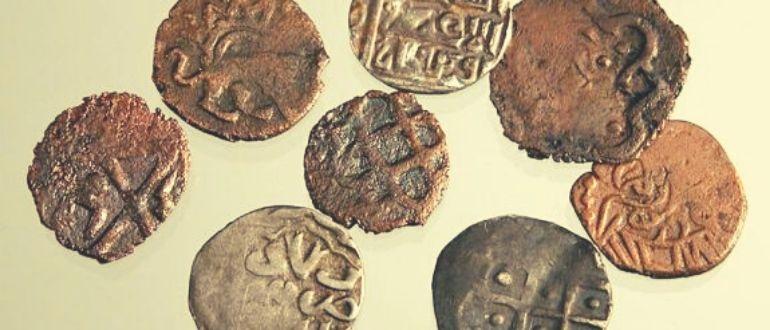 Символы богатства со времен Древней Руси