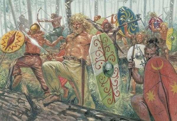 Кельтские предания и поэзия бардов