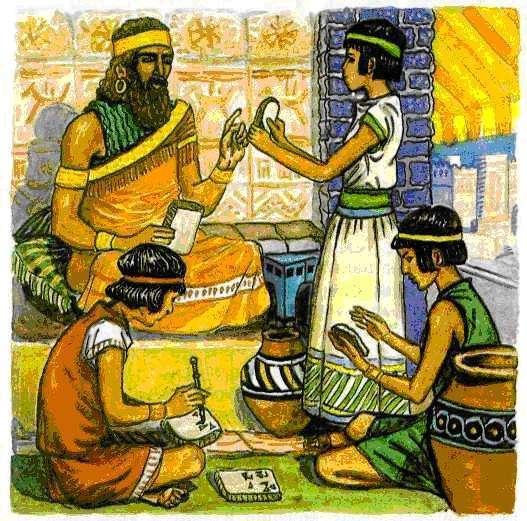 Социальные отношения древних индийцев