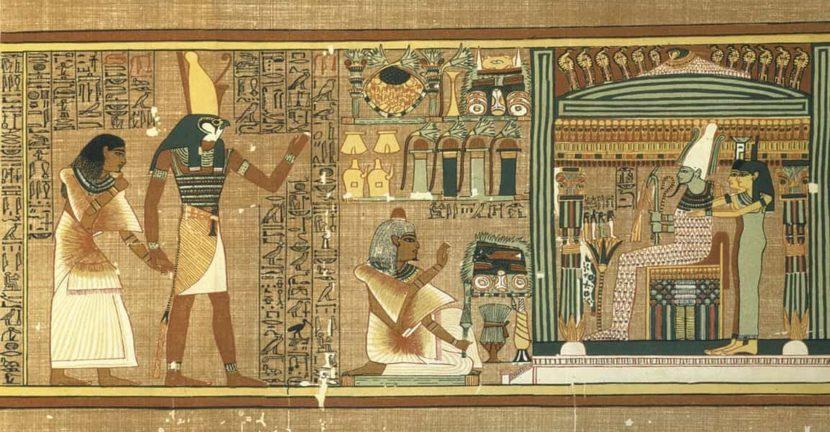 Нефтида - богиня Древнего Египта