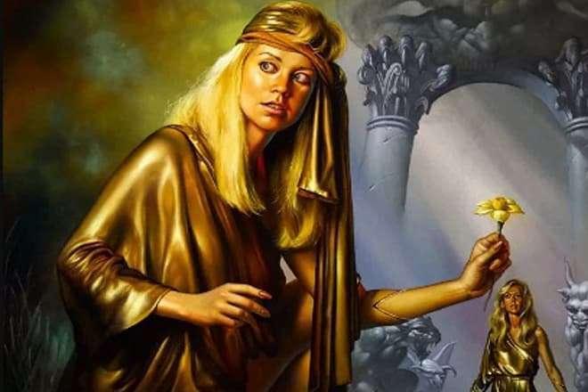 Персефона и коварный Аид