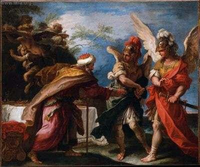 Финей в греческой мифологии